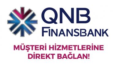 Finansbank Müşteri Hizmetleri Direk Bağlanma 2020