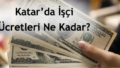 Katar Asgari Ücret